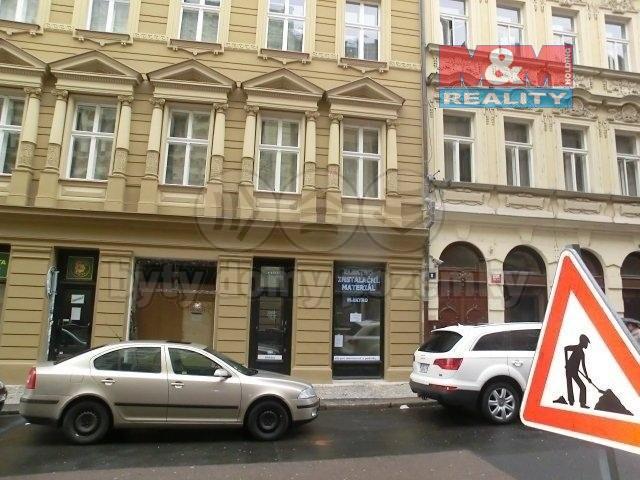 Pronájem, obchodní prostor 36 m2, Praha 1 - Nové Město