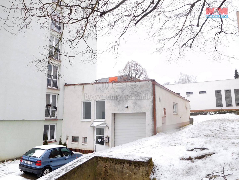 Prodej komerčního prostoru, 176 m², Humpolec