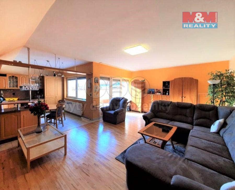 Prodej rodinného domu, 261 m², Brno, ul. Kosatcová