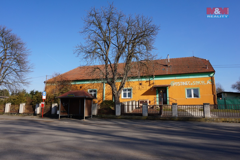 Prodej rodinného domu, 2126 m², Svojšice