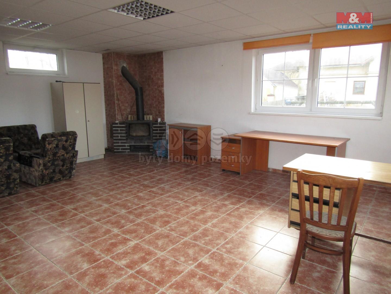 Pronájem kancelářského prostoru, 53 m², Krnov