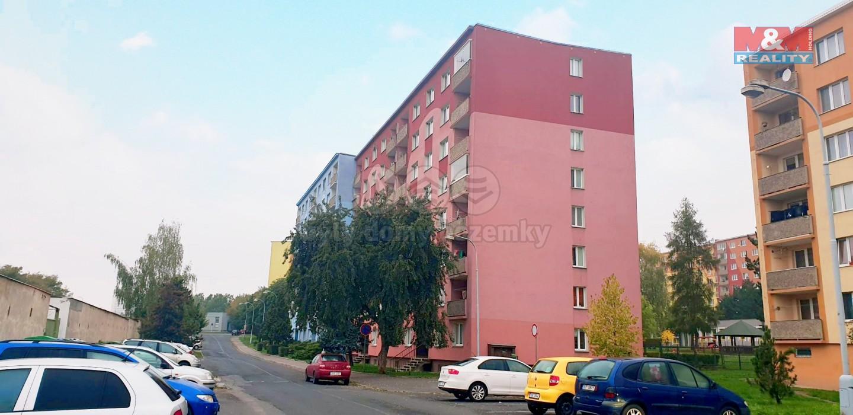 Prodej bytu 3+1, 59 m², OV, Chomutov, ul. Kamenná