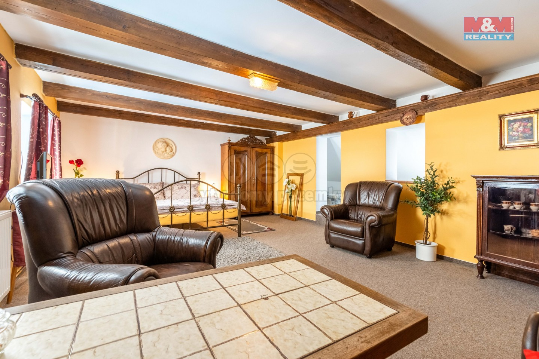 Prodej chalupy, 1065 m², Vimperk