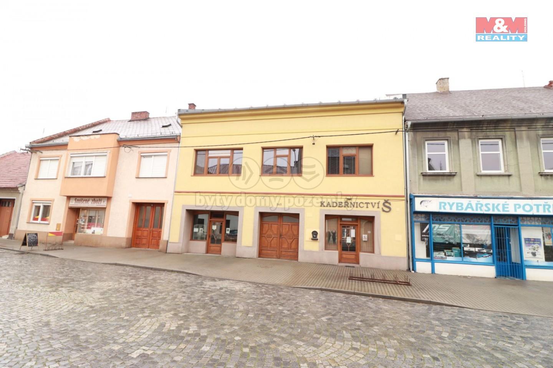 Pronájem obchod a služby, 446 m², Tovačov, ul. Cimburkova