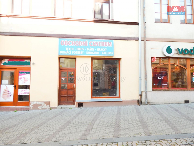 Pronájem obchodního objektu, 700 m², Česká Lípa