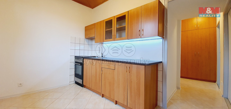 Pronájem bytu 2+1, 54 m², Hranice, ul. Přátelství