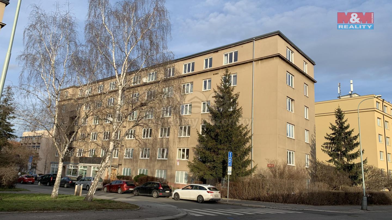 Pronájem bytu 2+1, 50 m², Praha 6 - Dejvice