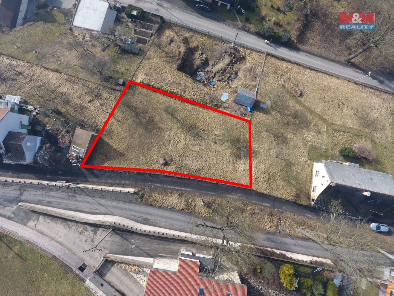 Prodej pozemku k bydlení, 650 m², Česká Třebová, ul. U Dvora