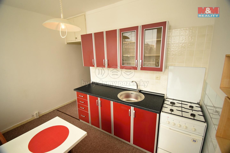 Pronájem bytu 1+1, 37 m², Ostrava, ul. Výškovická