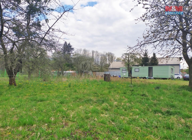 Prodej pozemku k bydlení, 1296 m², Polom