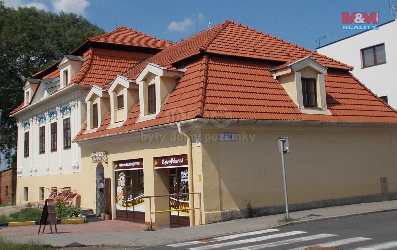 Pronájem bytu 1+kk, 17 m², Nový Jičín, ul. Sokolovská