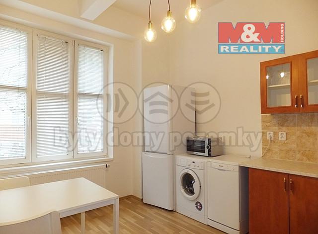 Pronájem bytu 1+1, 56 m2, Praha 3 - Žižkov