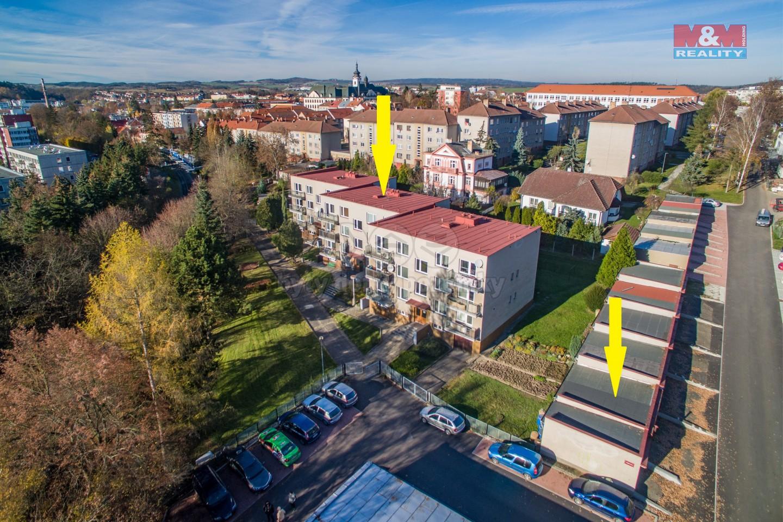 Prodej bytu 3+1, 74 m², Písek, ul. U Nemocnice