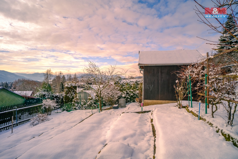 Prodej zahrady, 190 m², Útočiště, Klášterec nad Ohří