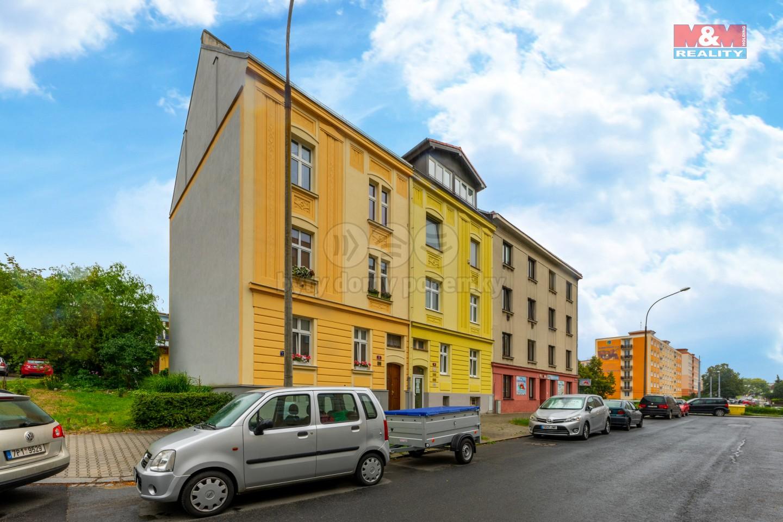 Prodej, nájemní dům, 175 m², Plzeň, ul. Sousedská