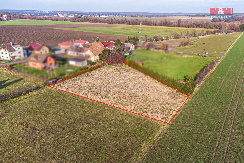 Prodej pozemku k bydlení, 2596 m², Hlízov