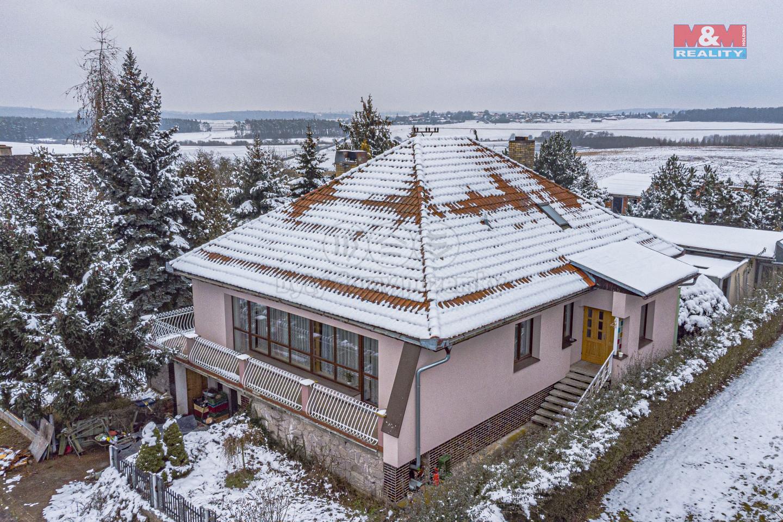 Prodej rodinného domu, 171 m², Uhlířská Lhota