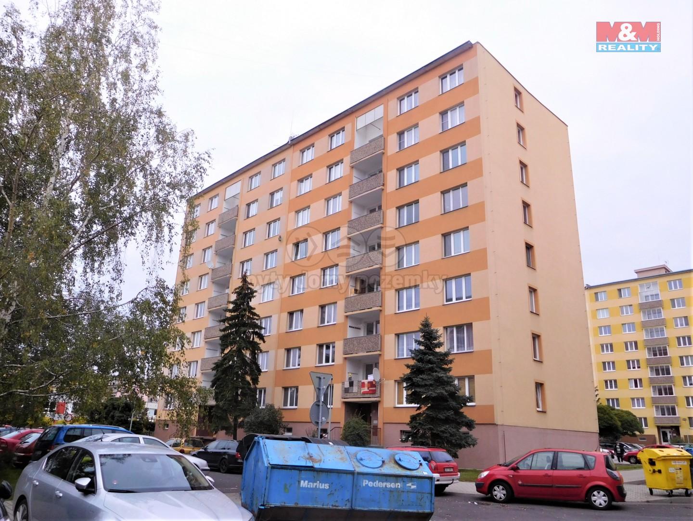 Pronájem bytu 2+1, 54 m², Louny