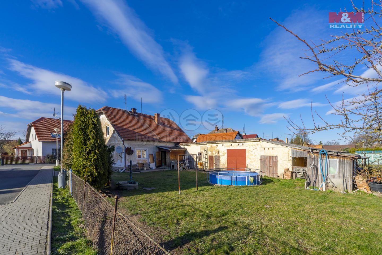 Prodej rodinného domu, 741 m², Blatno