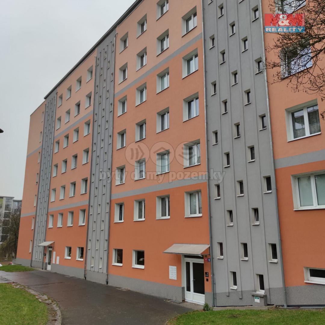 Pronájem bytu 4+1, 70 m², Ústí nad Labem, ul. Velká Hradební