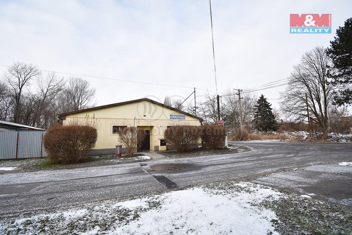 Prodej obchod a služby, 1220 m², Neratovice, ul. Jedová