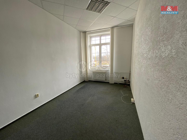 Pronájem kancelářského prostoru, 16 m², Krnov, ul. Hlubčická
