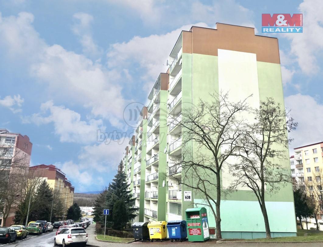 Prodej, byt 4+1, 80 m2, DV, Most, ul. Albrechtická