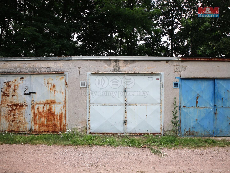 Prodej garáže, 20 m², Chvaletice, ul. V Telčicích