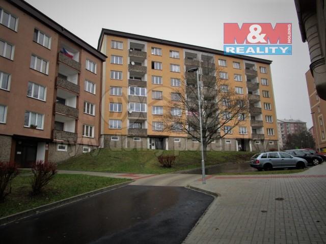 Prodej bytu 1+1 v Aši, ul. Tylova