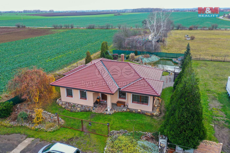 Prodej, rodinný dům 4+kk, 1015 m2, Čakovičky