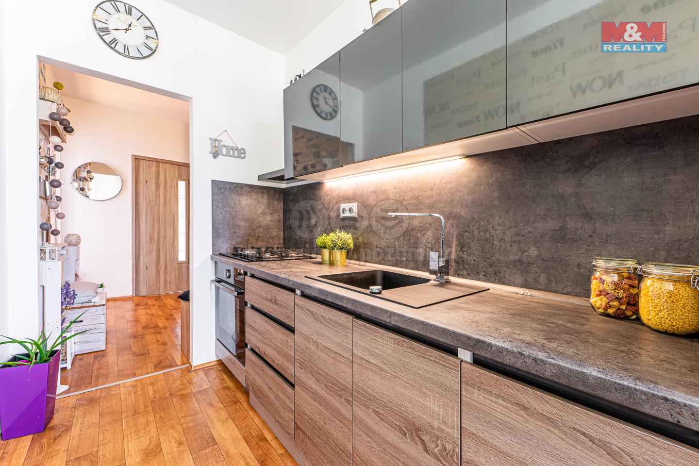 Prodej bytu 2+1, 65 m², Klatovy, ul. Pod Hůrkou
