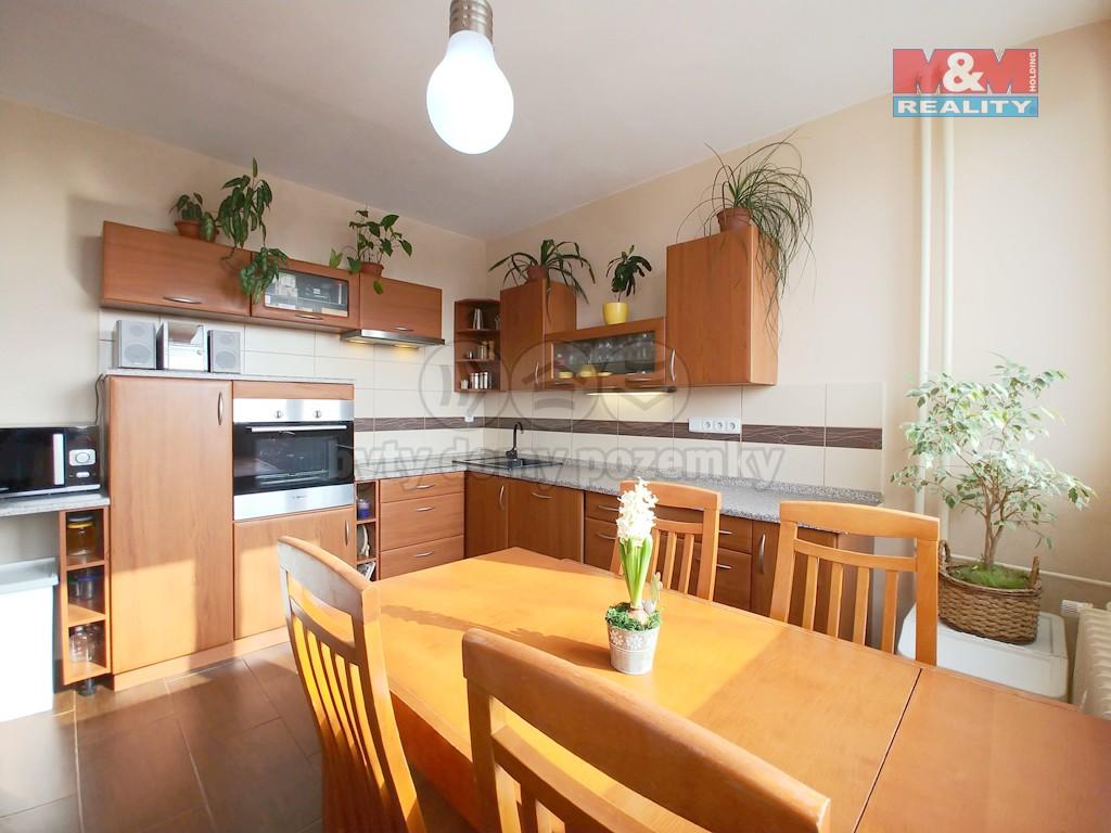 Prodej bytu 3+1, 72 m², Brno, ul. Slavíčkova