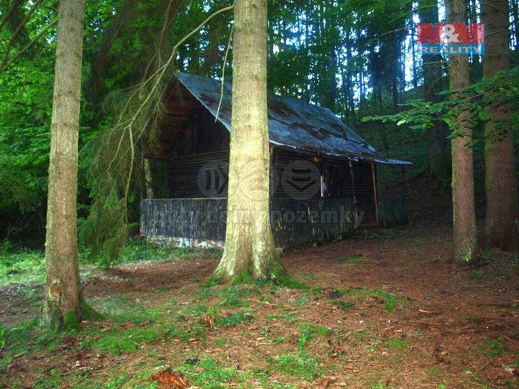 Prodej chaty, 30 m², Bujesily