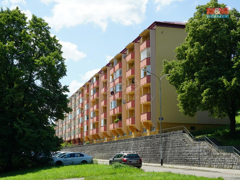 Prodej, byt 2+1, Uherský Brod, ul. Osvoboditelů