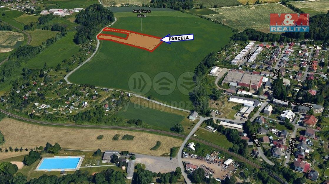 Prodej, pole, 16587 m2, Letohrad
