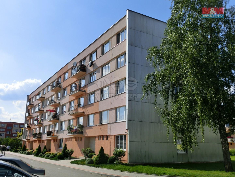 Prodej bytu 2+1, 61 m², Soběslav, ul. Družstevní