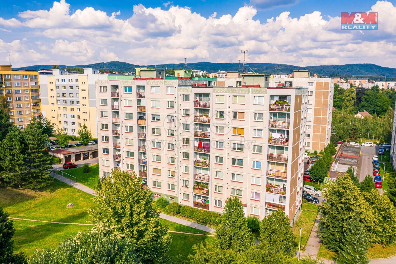 Prodej bytu 3+1, 60 m², Liberec, ul. Haškova