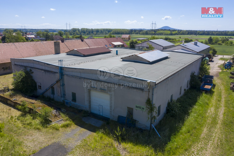 Prodej skladu, 5130 m², Libotenice