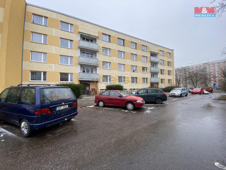 Pronájem bytu 2+1, 55 m², Hradec Králové, ul. Milady Horákové