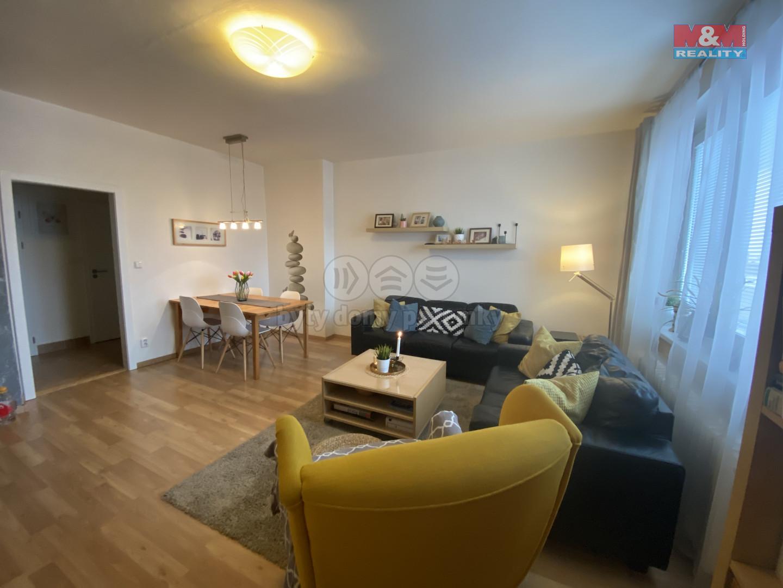 Prodej bytu 3+1 v Prostějově, garáž, ul. Svatoplukova