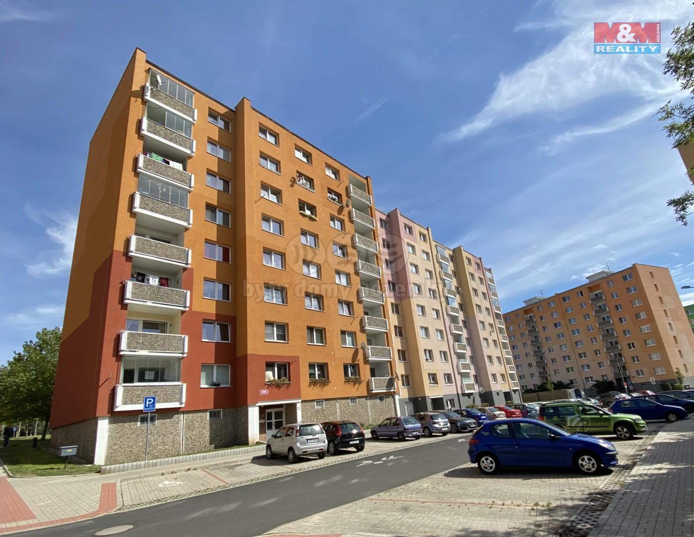 Prodej bytu 3+1, OV, 72 m², Klášterec nad Ohří, ul. Žitná
