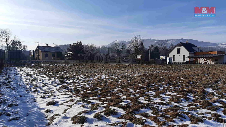 Prodej pozemku k bydlení, 1359 m², Ostravice