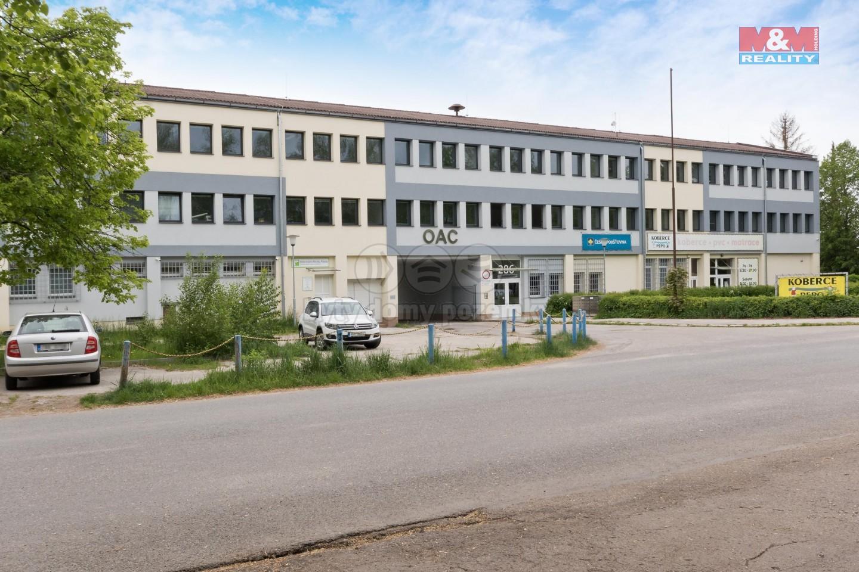 Pronájem kancelářského prostoru, 17 m², Jindřichův Hradec
