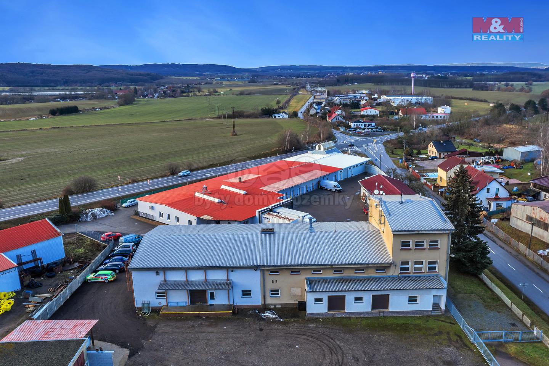 Pronájem obchodního objektu, 2304 m², Sobotka, ul. Špálova