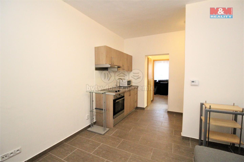 Pronájem bytu 2+1, 63 m², Praha, ul. Nad Zlíchovem