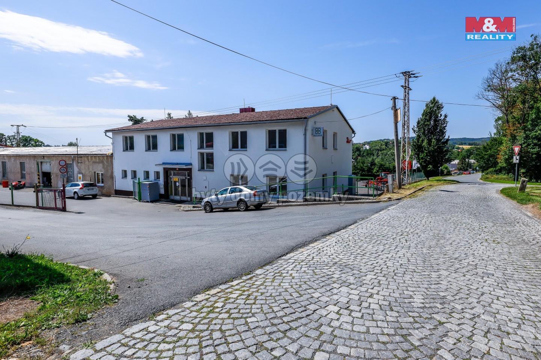 Pronájem kanceláře, 82 m², Domažlice, ul. Chrastavická