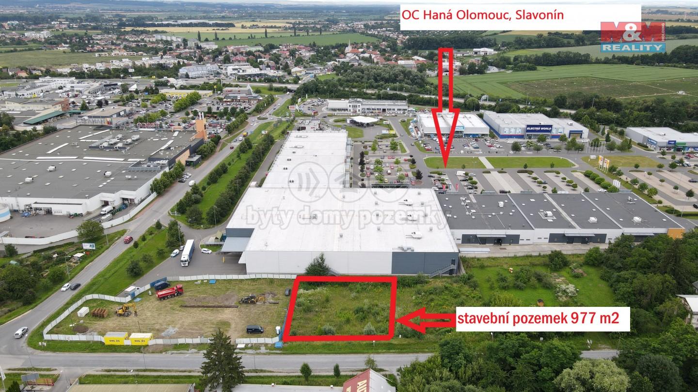 Prodej, provozní plocha, 977 m², Olomouc
