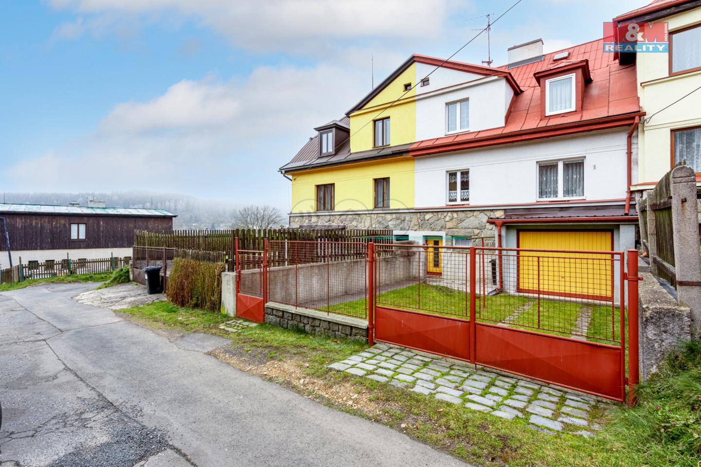 Prodej rodinného domu, 100 m², Kraslice, ul. B. Němcové