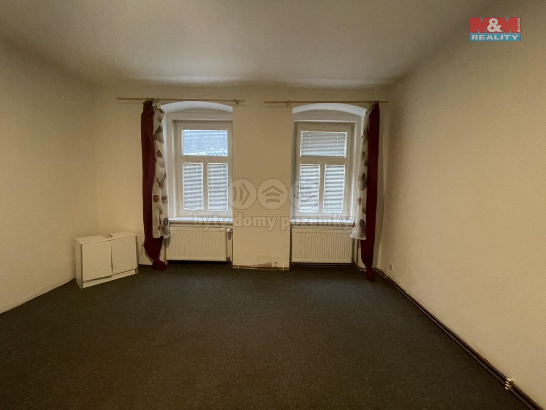 Pronájem bytu 1+kk, 58 m², Karlovy Vary, ul. Kolmá