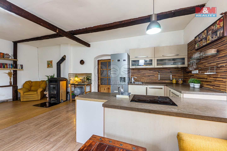 Prodej rodinného domu 2+kk, 388 m², Spálené Poříčí